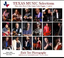 TexasMusicCDCover
